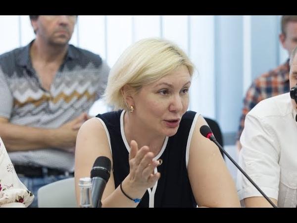 Елена Бондаренко о ситуации со свободой слова в Украине