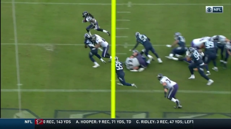 NFL 2018-2019 / Week 06 / CG / Baltimore Ravens - Tennessee Titans / EN