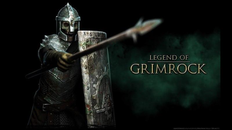 Legend of Grimrock (Yettich) часть 6 - Секретный Этаж, Меч Разделитель, Ктулхи