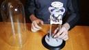 Fully Levitating Magnetic EZ Spin Motor Pyrolytic Graphite
