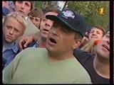 Группа Любэ в телепередаче Играй, гармонь! на всемирной ярмарке Российский фермер в 1998 году.