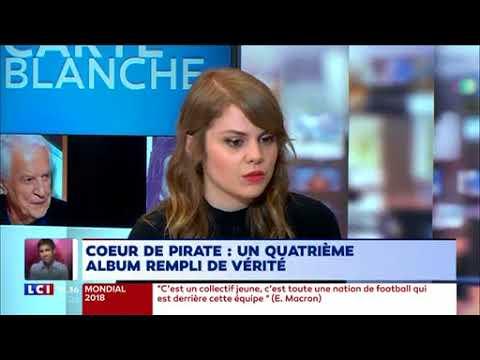 Coeur de Pirate - Invitée de Carte Blanche