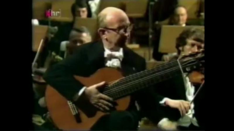 Concierto de Aranjuez (Joaquín Rodrigo), Narciso Yepes, 10-string guitar