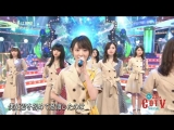 Nogizaka46 - Kimi no Na wa Kibou (CDTV 25th Anniversary SP от 07.04.2018)