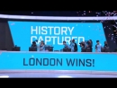 HISTORY CAPTURED! - - The London @Spitfire are your Inaugural Season OverwatchLeague Champions! TheFirstFinals OWL2018