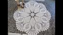Cidinha Croche : Centro De Mesa Em Croche fácil-Completo