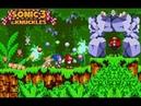 Speedrun и или Мини Прохождение игры Sonic 3 and Knuckles за Super Hyper Knuckles