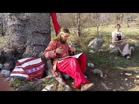 Георгий Левшунов (Иван Царевич) Гора Бойко и книга Матрёшка