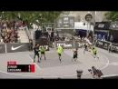 FIBA 3x3 World Tour 2018: Lausanne - 1/4 FINAL - Zemun VS. Lausanne (25-08-2018)