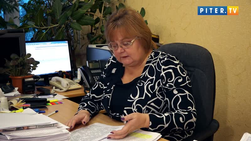 Лекция: начальник управления Пенсионного фонда РФ по Выборгскому району Алла Свищ об индексации пенсий