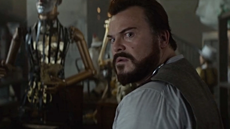 Первый русский трейлер к фильму «Тайна дома с часами» » Freewka.com - Смотреть онлайн в хорощем качестве