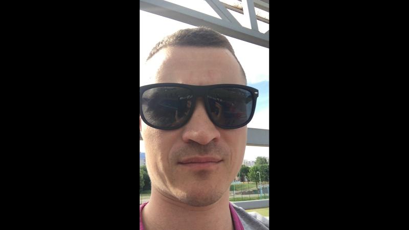 Тренировка Сборной Беларуссии