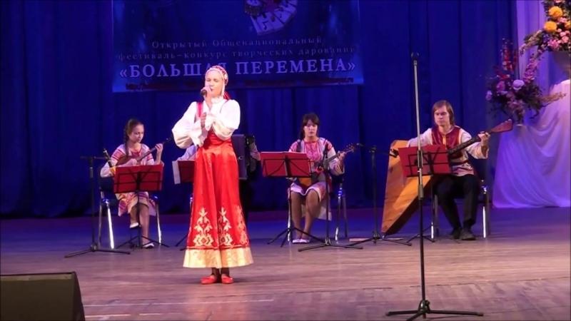 Приглашение на фестиваль конкурс БОЛЬШАЯ ПЕРЕМЕНА в Ярославле 2018