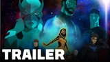 Young Justice: Outsiders (Season 3) Official Trailer