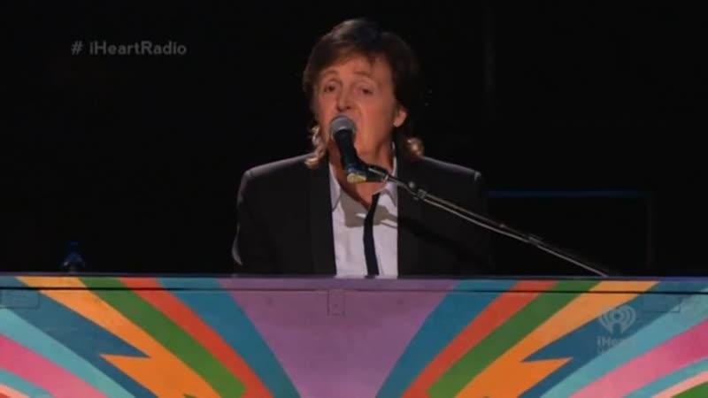 Paul McCartney – Lady Madonna (717) Live at Frank Sinatra School Of The Arts (09.009.2013)