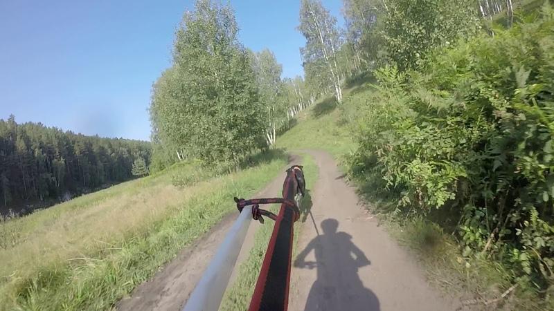 Марина Ермакова Ural Stone Gate 1 этап 18 08 18