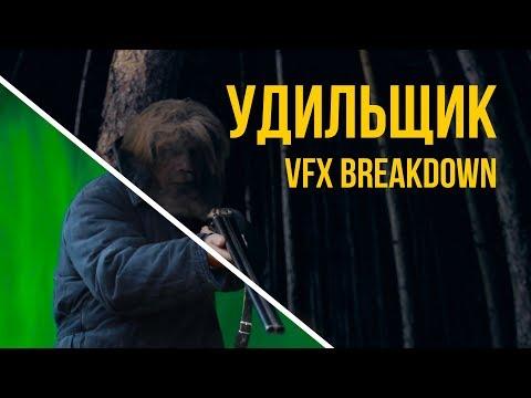 Удильщик The Angler VFX Breakdown