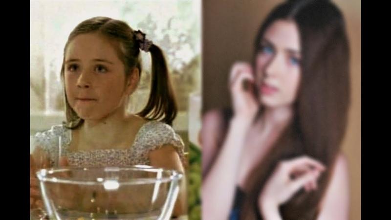 Все помнят Рекламу Сока с этой Девочкой… Сегодня Диана Шпак выросла и Выглядит Сногсшибательно