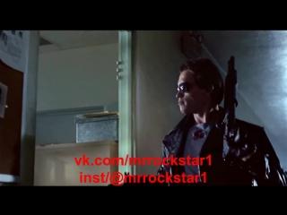 Терминатор лучшая сцена Шварценеггер 1984/Terminator best scene Schwarzenegger 1984