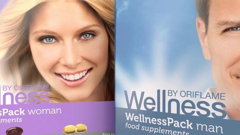 Все подробности о Wellness Pack Вэлнэс Пэк от Орифлэйм