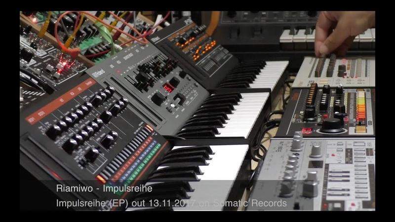 Riamiwo - Impulsreihe Studio Livesession (Riamiwo StudioVlog 65)
