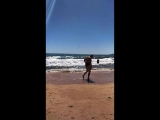 Золотые пляжи, Наши в Крыму