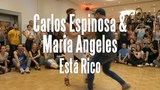 Carlos Espinosa &amp Maria Angeles @ Bachata Connection. the meetup weekend 1st edition