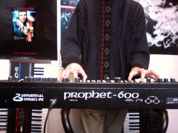 Sequential Circuits Prophet 600 Sounds