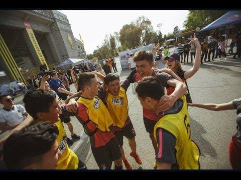 Atlant - Интер Пауэр Финал Neymar Jrs Five Almaty 2018