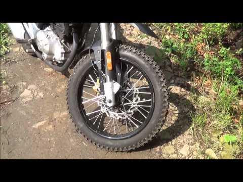 Мотоцикл DESTRA