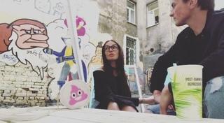 """Alena Vodonaeva on Instagram: """"Обещанный #VLOG из Питера на моем ютуб канале. Загрузили ( не прошло и ста лет ), нажимайте ссылку в шапке профиля п..."""