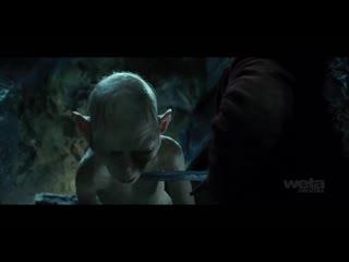 VFX of The Hobbit Fantastical Creatures Lands of Epic Beauty Darkness