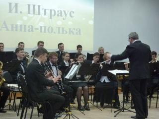 Духовой оркестр г.Новроссийск 1 часть Отчетный ОДИ 18 г. НМК им. Д.Д.Шостаковича