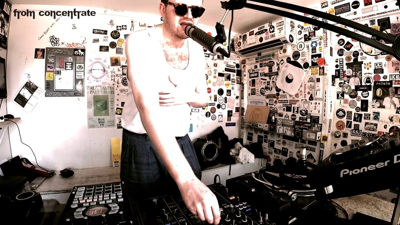 Dj Koze - Pick Up (Count Counsellor Live Freestyle)