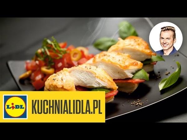 🍴 Szybki kurczak z chorizo i serem Karol Okrasa Przepisy Kuchni Lidla