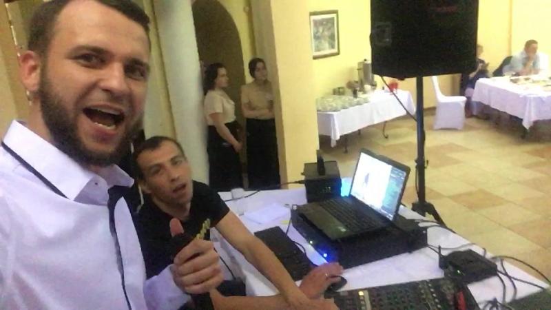Майк Mc $arafan Саратовкин. 2.06.18. Свадьба (Парк Отель. Саранск)