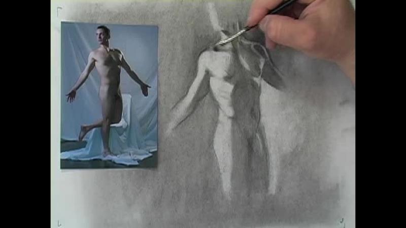 Matthew Archambault - Drawing Tutorials Online - Charcoal_04
