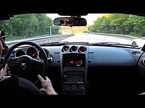 Copia de Nissan 350Z ,Porsche 911 GT3 ,Golf Mk1.(HD)