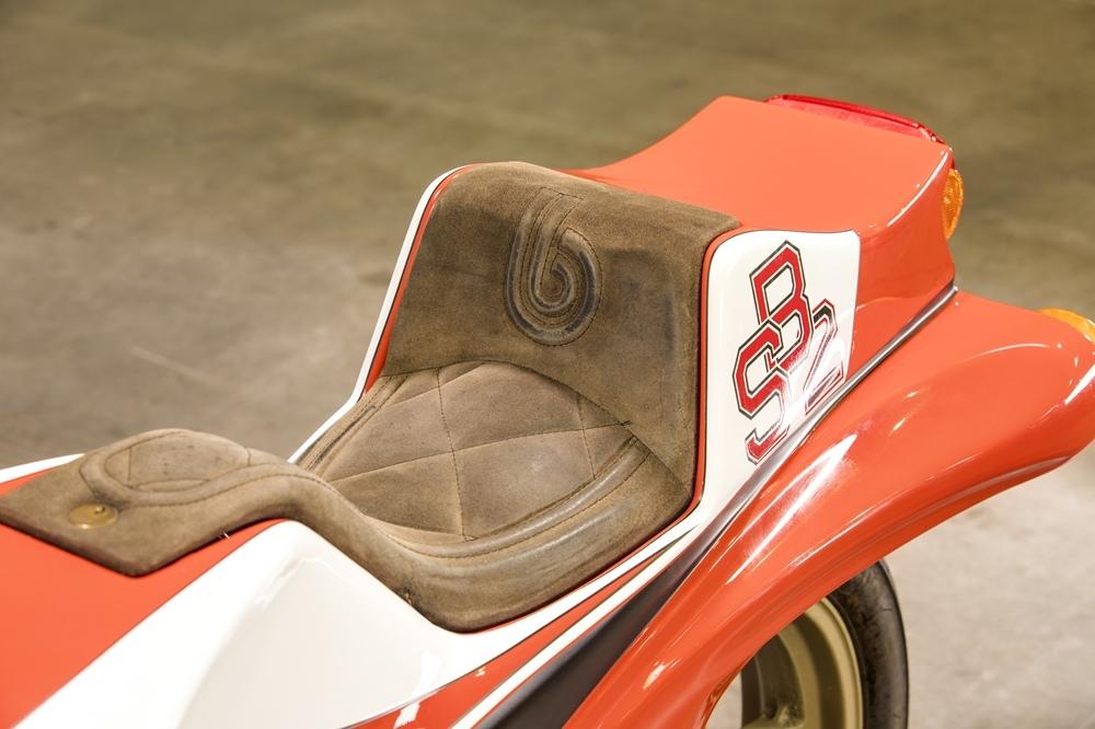 Bimota SB2 - первый дорожный спортбайк Bimota