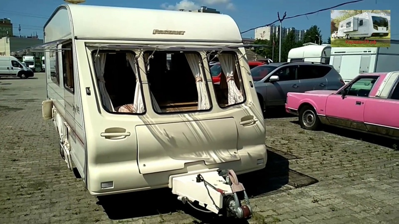 Дом на колесах, Прицеп-дача, Караван: BAILEY PAGEANT CHAMPAGNE.