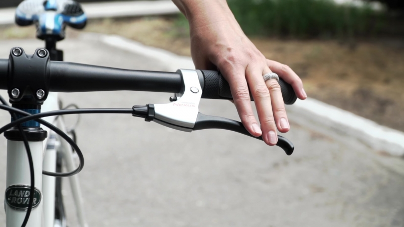 Преимущества шоссейного велосипеда CARBON DRIVE