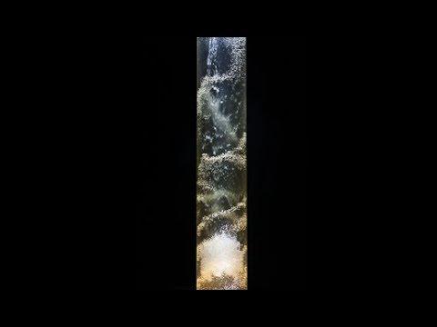 Вихревая колонна Спираль-Водопад