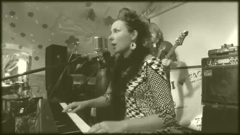 Absent Sunday - Away (live @ FAQcafe 08.04.2014) ТАВЕРНА_STEAMPUNK