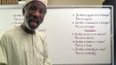 Gateway to Arabic Book 2 Lesson Twelve How to say or in Arabic plus solution to Exercise 11