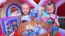 ЧЕЛЛЕНДЖ LOL сюрпризы Май Литл Пони ШОПКИНС Монстер Хай РАСПАКОВКА шаров Challenge for children