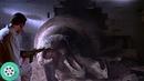 Берт и Хизер убивают гигантского червяка. Дрожь земли (1989) год.