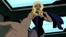 Black Canary vs. Green Arrow