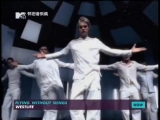 westlife - flying without wings mtv china