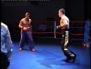 Romans Dabolins LV VS Paulius Kavaliauskas LT Kick Boxing 2001 year