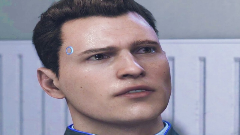 What Happens If Connor Doesn't Know Sumo's Name - Detroit Become Human
